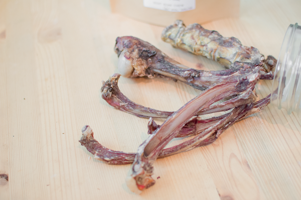 lentelus farms goat bones