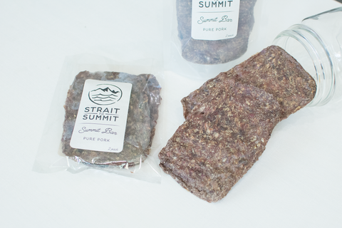 summit bar - pure pork