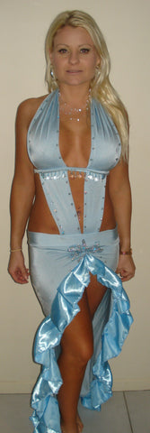 #r005 Sexy Risque Dress