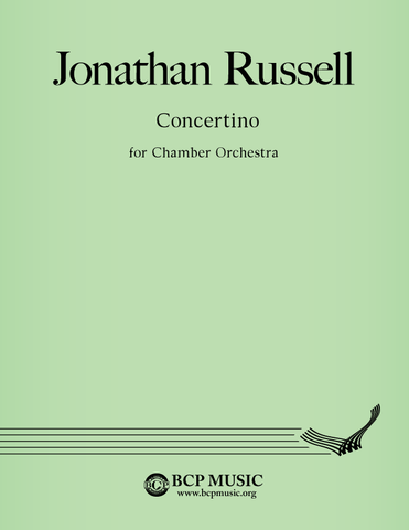 Jonathan Russell - Concertino