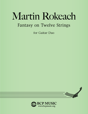 Martin Rokeach - Fantasy on Twelve Strings