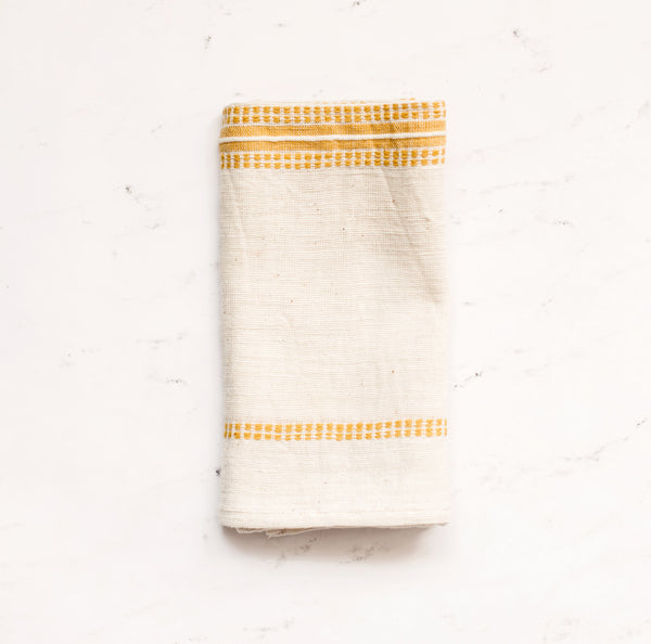 The Ultimate Aden Cotton Napkin - Gold