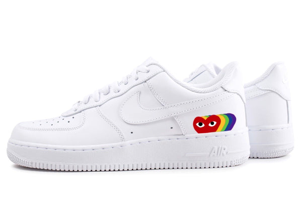 Air Force 1 : #CDG Color