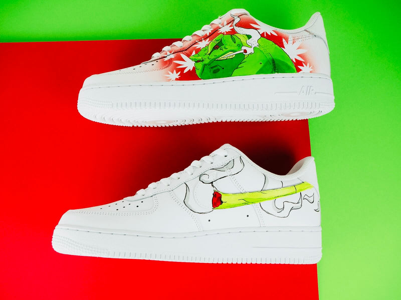 custom air force 1 Air Force one custom  Custom nike  Chaussures personnalisée Customiser chaussures  Air Force one comme des garçons  Customiser basket  Basket personnalisée  Personnaliser chaussures Adidas stan smith naruto weed