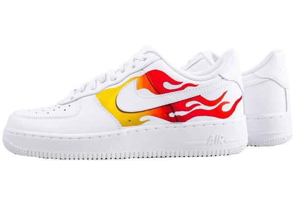nike air force 1 flamme off 63% -