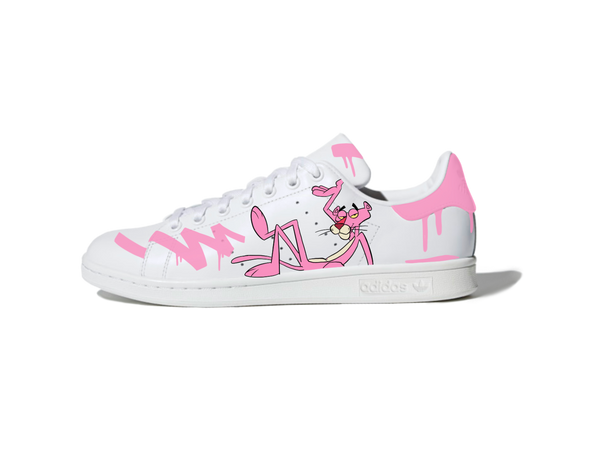 custom air force 1 Air Force one custom  Custom nike  Chaussures personnalisée Customiser chaussures  Air Force one comme des garçons  Customiser basket  Basket personnalisée  Personnaliser chaussures Adidas stan smith la panthere rose