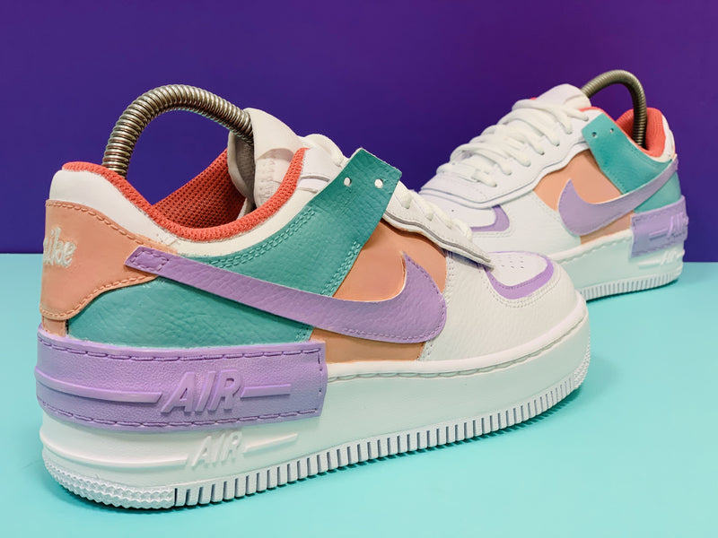 Air Force 1 Shadow : #PASTEL
