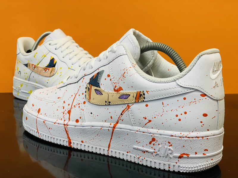 Air Force 1 : #PAINXNARUTO EYES