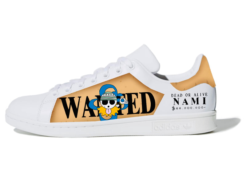 custom air force 1 Air Force one custom  Custom nike  Chaussures personnalisée Customiser chaussures  Air Force one comme des garçons  Customiser basket  Basket personnalisée  Personnaliser chaussures Adidas stan smith nami wanted one piece