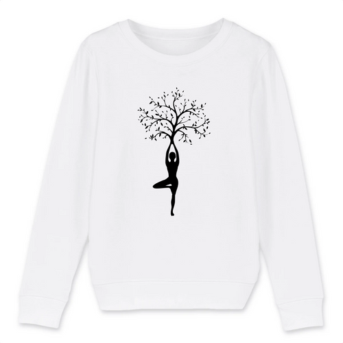 Sweats Enfant ARBRE Zen