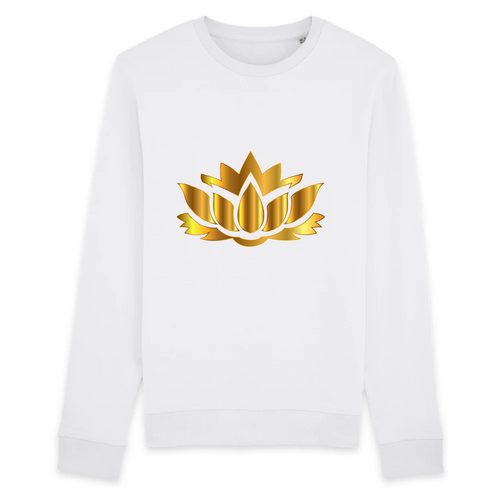 Sweats Coton Unisexe Lotus