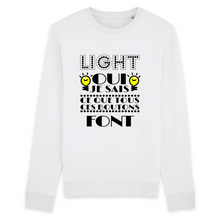 Charger l'image dans la galerie, Sweats Coton Unisexe Light