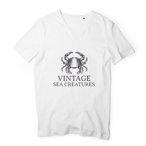 T-Shirts Col V Homme CRABE