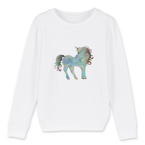Sweats Enfant Licorne