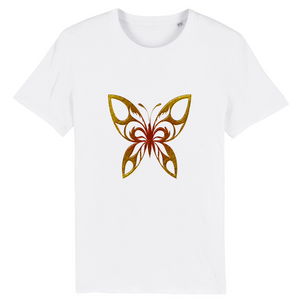 T-shirts Adultes Unisexe Papillon