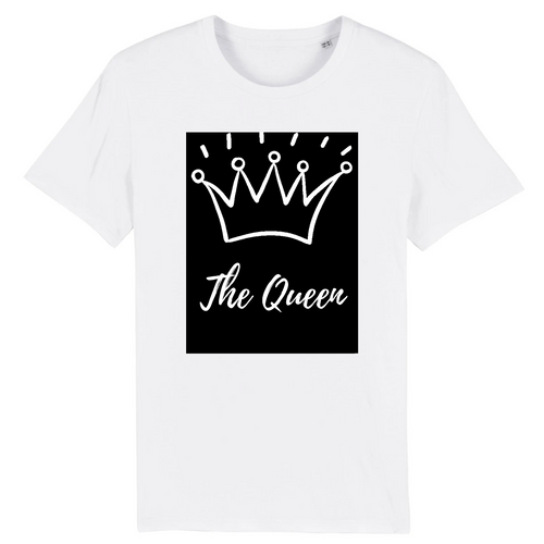 T-shirts Adultes Unisexe MAMAN QUEEN