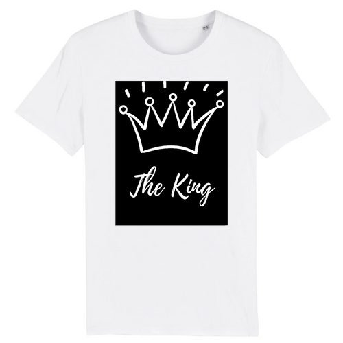 T-shirts Adultes Unisexe THE KING