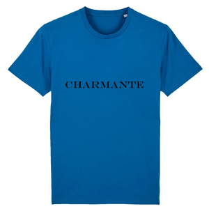 T-shirts Adultes Unisexe Ecriture Charmante