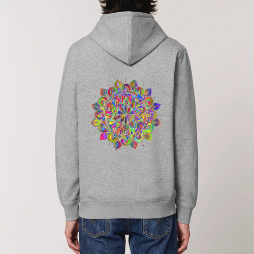 Sweat à Capuche Mandala