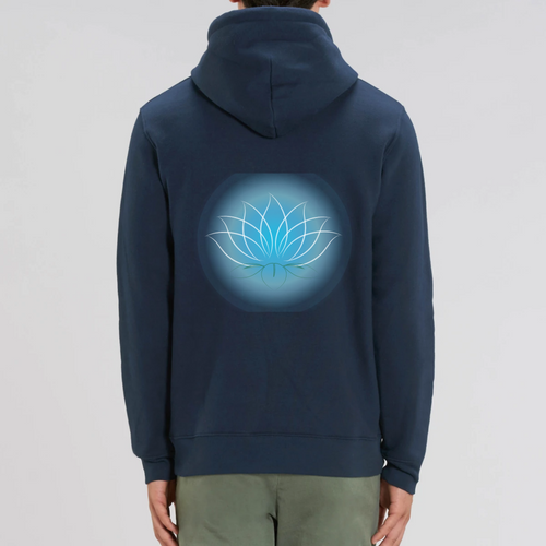 Sweat à Capuche Lotus