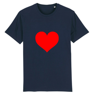 T-shirts Adultes Unisexe COEUR