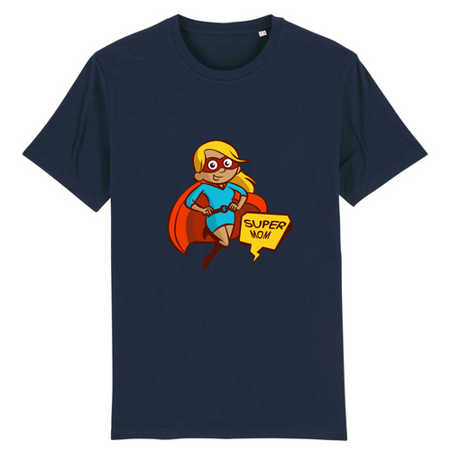 T-shirts Adultes Unisexe SUPER MAMAN