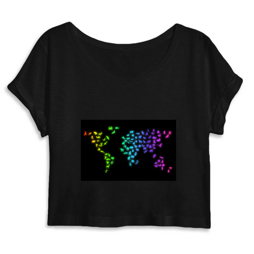T-shirts court Femme Sciences