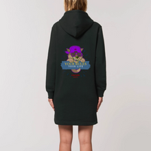 Charger l'image dans la galerie, Robe sweat capuche Rules