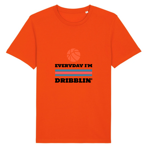 T-shirts Adultes Unisexe Basket ball