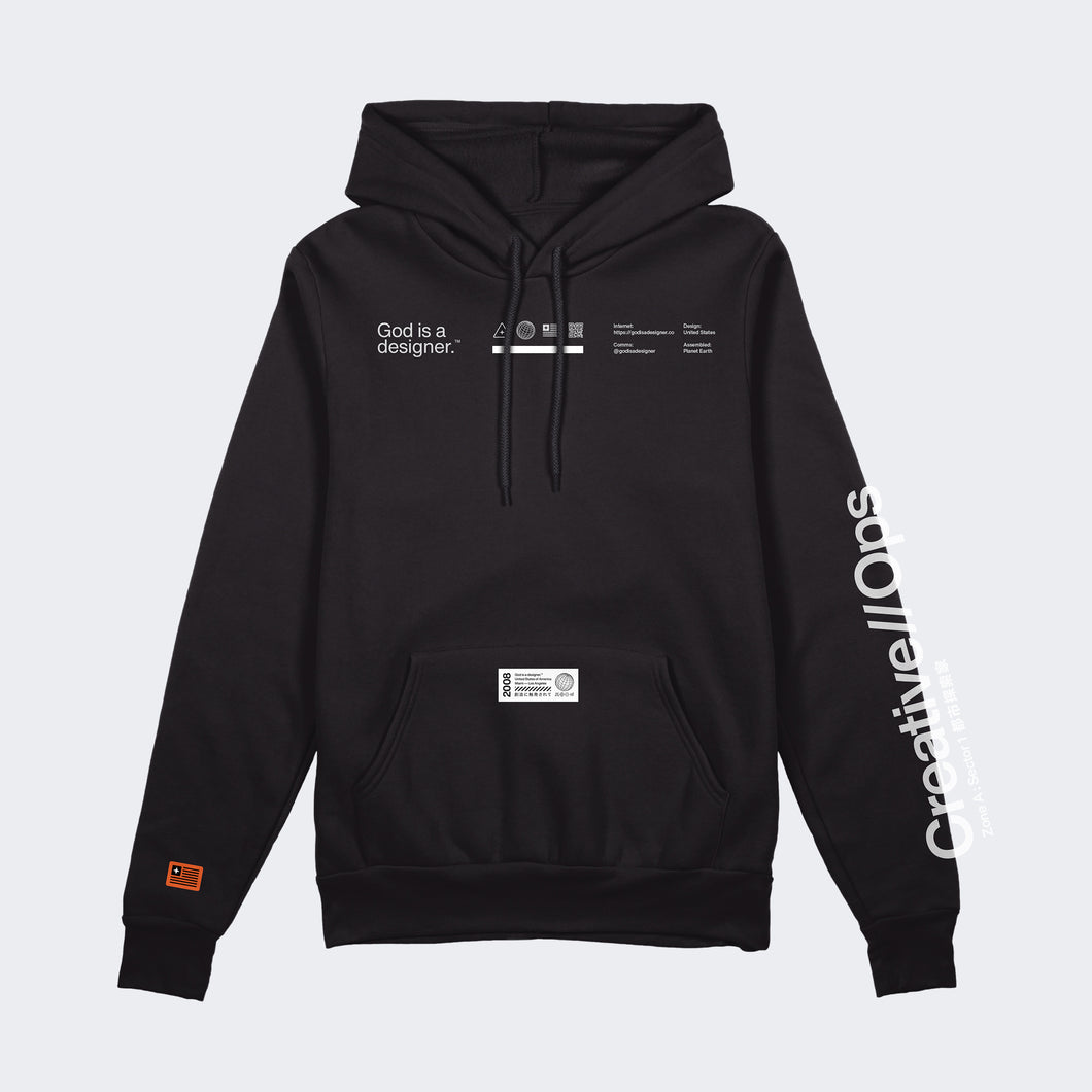 GIAD™ Creative Ops Hooded Pullover [Limited]