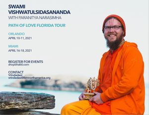 Path of Love Tour with Swami Tulsidas