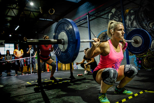 21.15.Nine CrossFit Squat