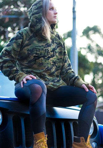 3D Camo - Pullover Hoodie