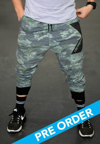 CAMO TRACKIES - Men's