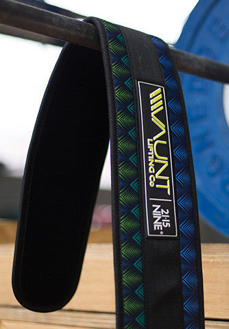 PEACOCK Weight Belt