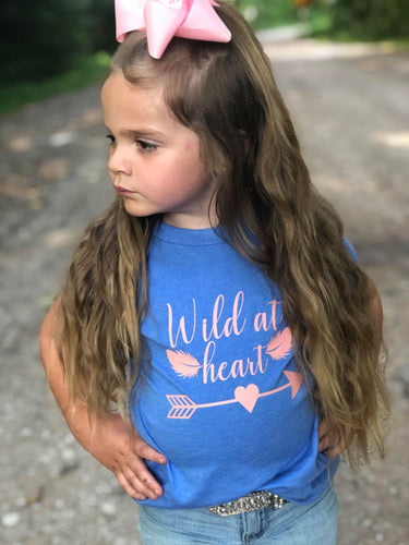 Wild At Heart Shirt
