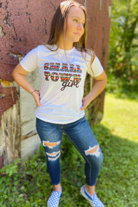 Small Town Girl Sublimation Shirt