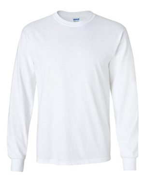Long Sleeve HTV Shirt