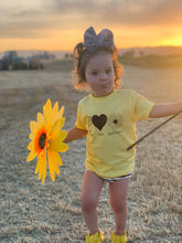 Load image into Gallery viewer, Peace Love Sunflowers Shirt