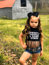 Load image into Gallery viewer, Cowboys, Diesels, & Daisy Dukes Kids Shirt