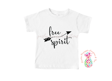 Load image into Gallery viewer, Free Spirit HTV Shirt