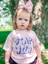 Load image into Gallery viewer, Stay Wild Kids Shirt