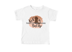 Kick The Dust Up Sublimation Shirt