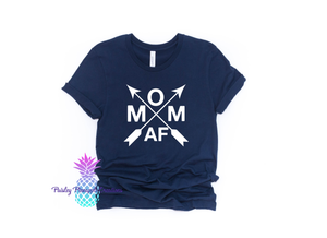 Mom AF Adult Shirt