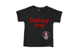 Small Shop Swag Kids Shirt