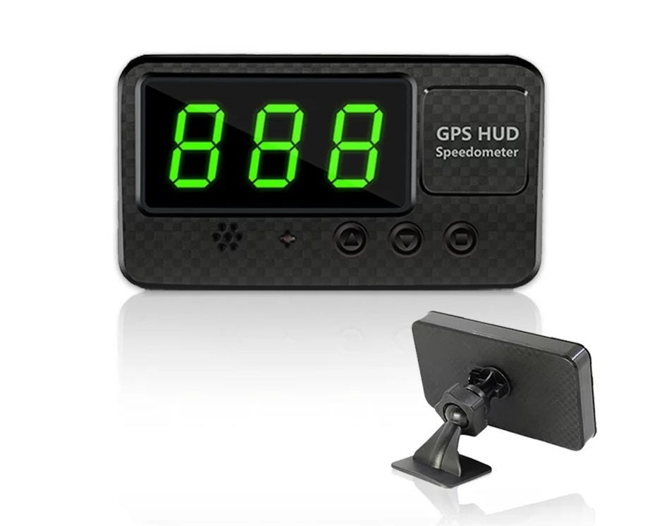 GPS Speedometer HUD unit
