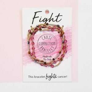 Cause Bracelet - Fight
