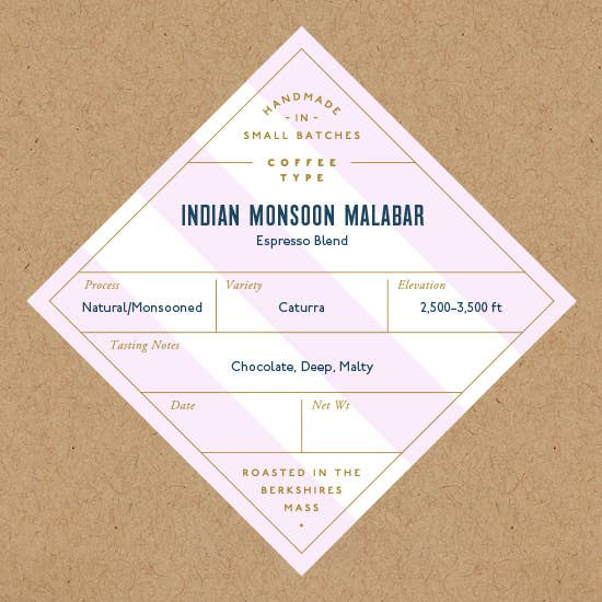 India Monsoon Malabar Coffee