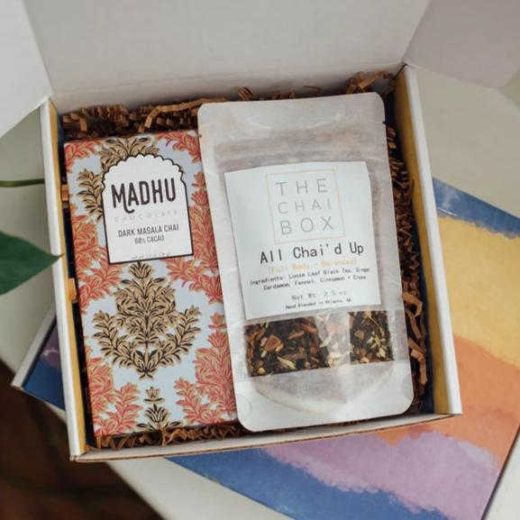 Chocolate & Chai Gift Box - Masala My Life