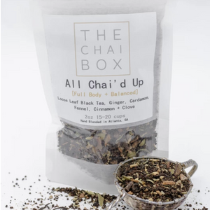 The Chai Box All Chai'D Up - Masala My Life